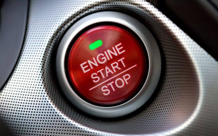 ATENTIE! O nouă metoda prin care se fură maşini � Butonul Start/Stop